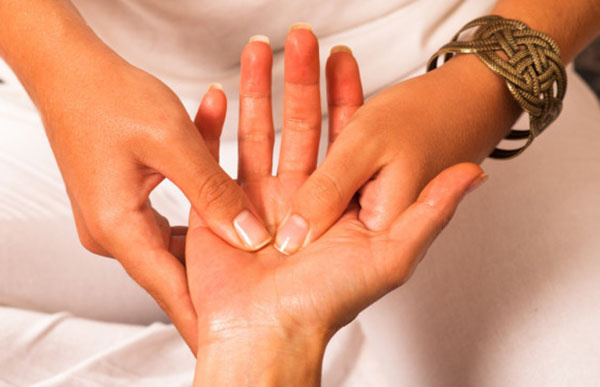 masaje acupresion