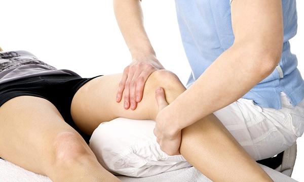 masaje fisioterapéutico