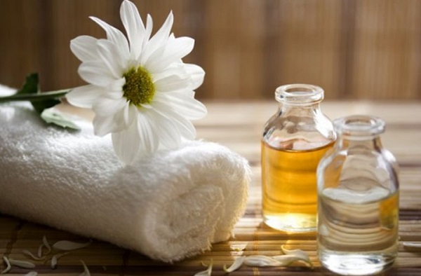 tipos aceites para masajes