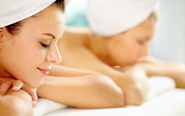 tipos de masaje